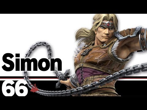 66: Simon – Super Smash Bros. Ultimate
