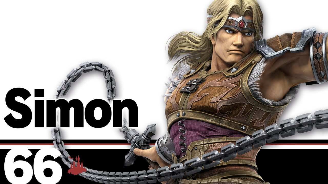 Simon (SSBU) - SmashWiki, the Super Smash Bros  wiki