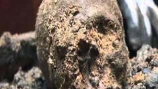 Ancient Roman skulls found in underground London construction site