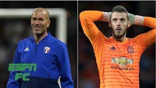 Zidane to Premier League? De Gea leaving Manchester United? | Transfer Rater
