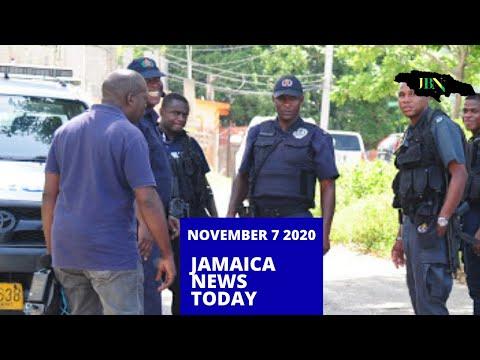 Jamaica News Today November 7 2020/JBNN