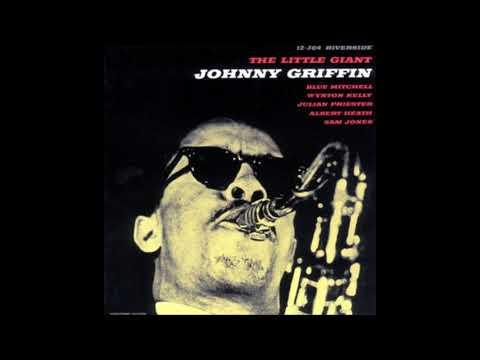 Johnny Griffin - The Little Giant ( Full Album )