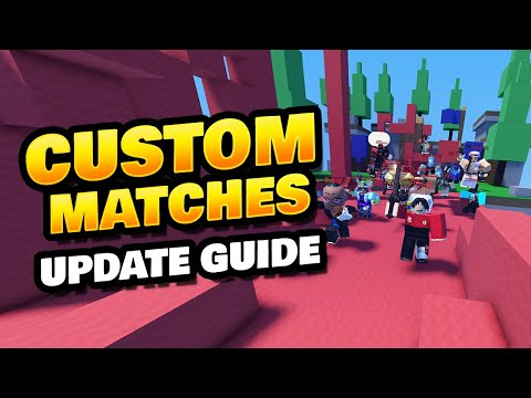 Custom Matches in BedWars - How they Work