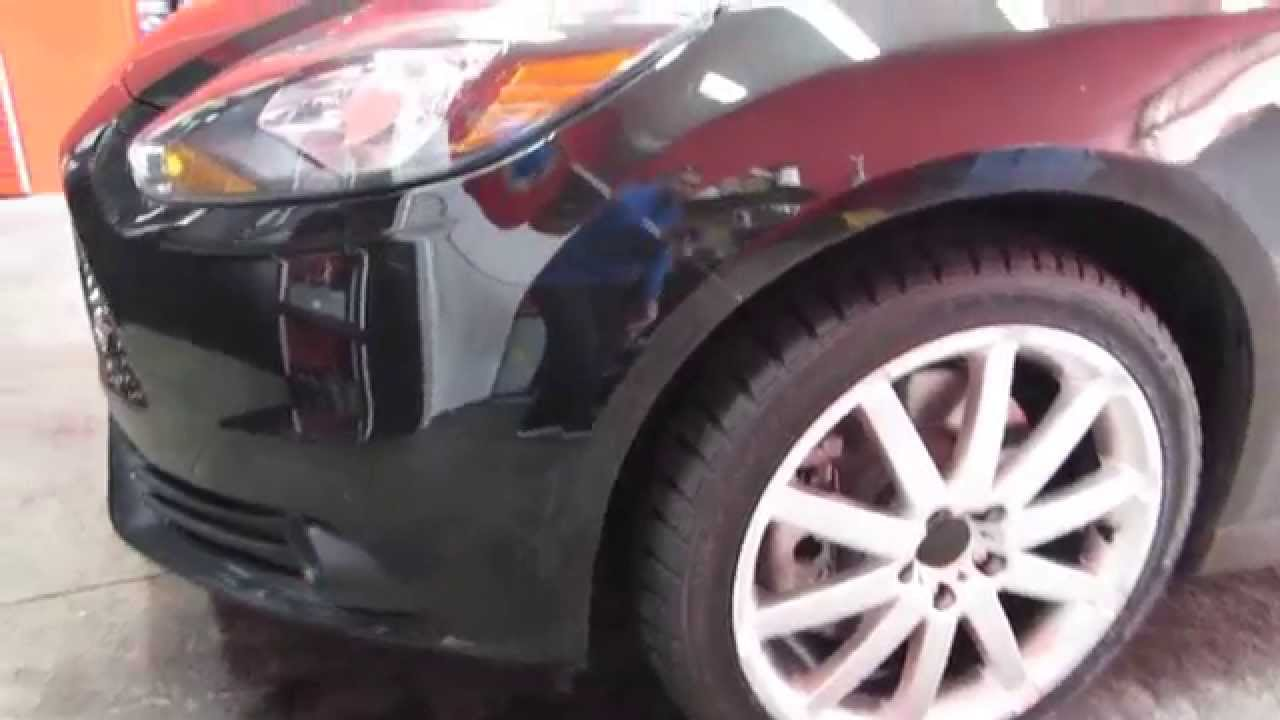 HILLYARD RIM LIONS 2014 FORD FOCUS ST TURBO WITH 18 INCH