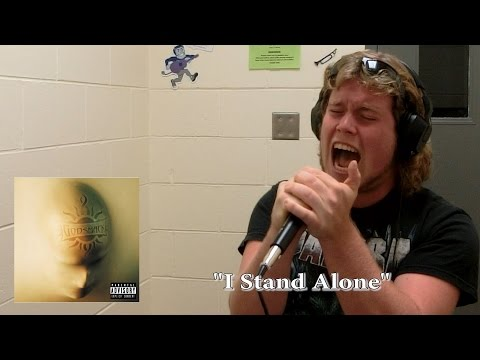 Godsmack- I Stand Alone (Vocal Cover)
