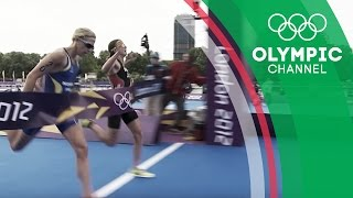 The Story of the Closest Olympic Triathlon Finish Ever | Olympics on the Record