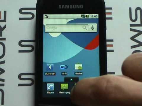 Samsung GT I5700 Galaxy Spica - Dual Sim Adapter SIMore 3G Doppel Dual SIM Karte
