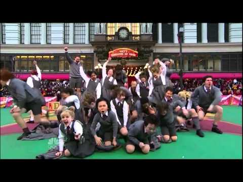Matilda the Musical on Macy's Thanksgiving Day Parade