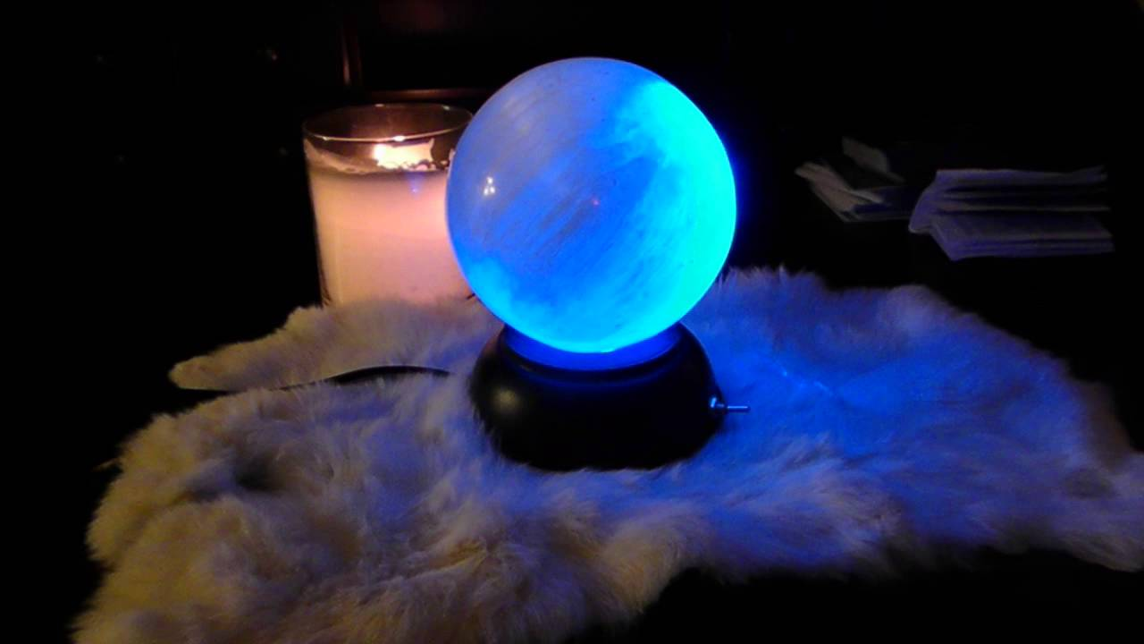 Gypsy Crystal Ball Psychic Reading For Client By Dreama