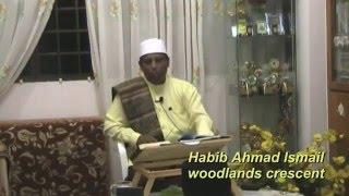 Habib Ahmad Ismail - Adab bersafar