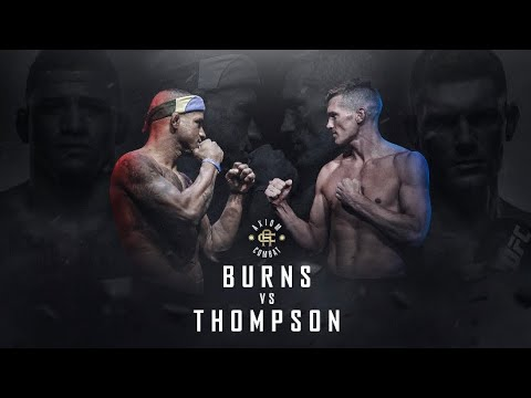 Gilbert Burns def. Stephen Thompson at UFC 264: Best photos