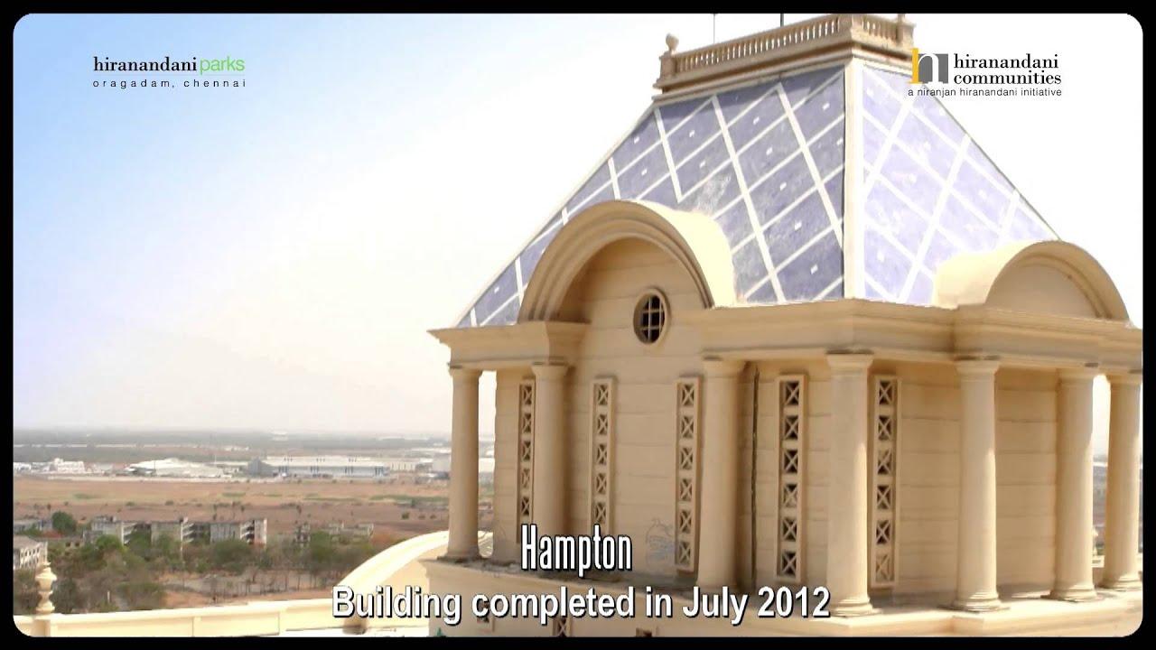 Hiranandani Parks: Luxury Villa Plots And Apartments in Chennai ...