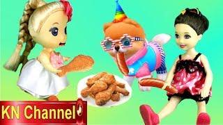 Tr chi KN Channel BP B HUN LUYN CH CON I THI N G KFC