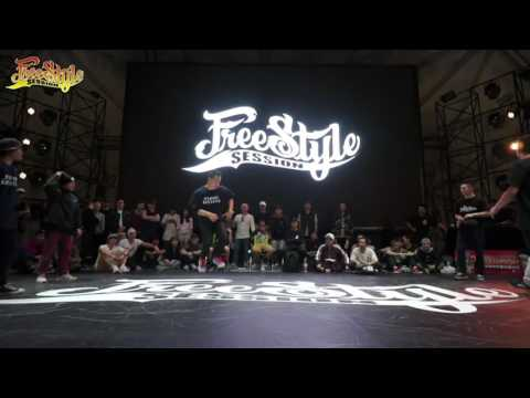 Free style Session China bboy浩然 breaking solo