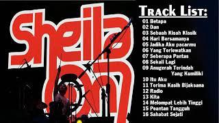 Gambar cover LAGU LAGU TERBAIK SHEILA ON 7 FULL ALBUM