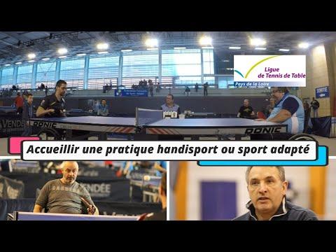 Accueillir Une Pratique Handi Ou Sport Adapte Ligue Pays De La