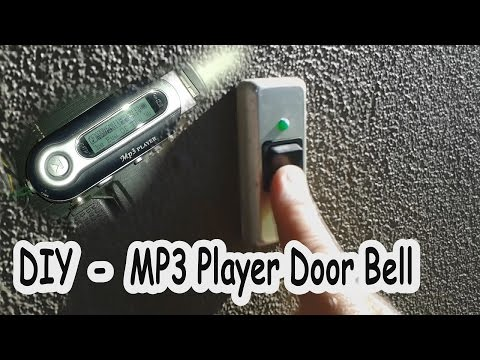MP3 Player Door Bell - DIY