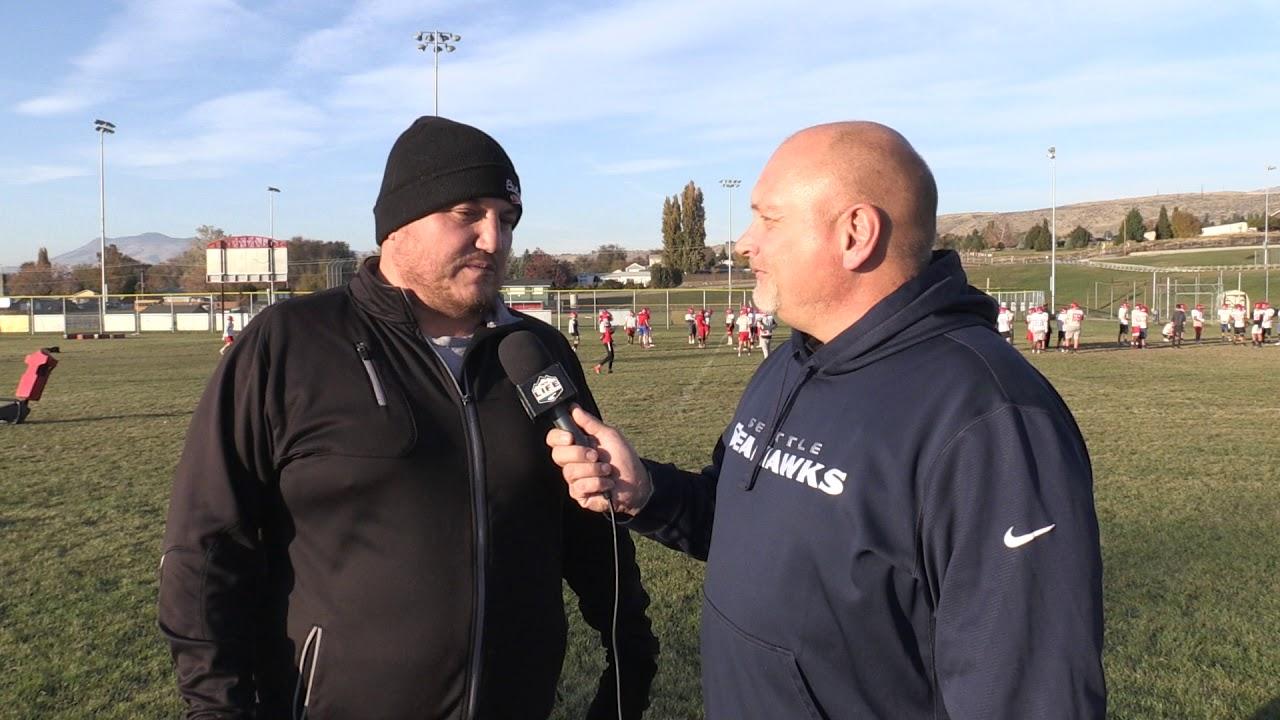 Eastmont Coach Michael Don on Blauman 2019-11-06