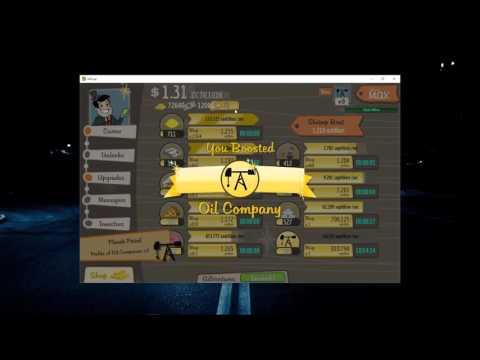 Adventure Capitalist Hack Menu [PC] [READ DESC FOR NEW VIDEO]