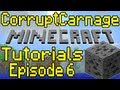 Minecraft Tutorials Episode 06 - Exploring Middle Earth With Zombies