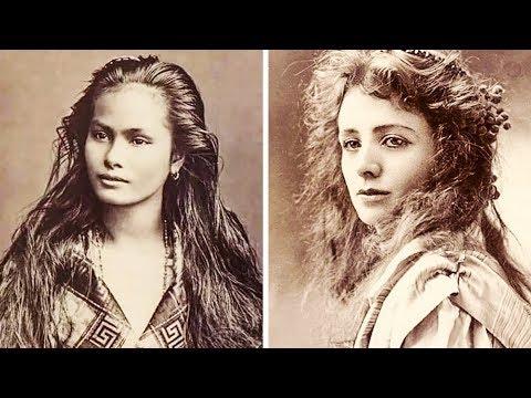 Fotos De Hace 100 Años De Las Mujeres Más Bellas Del Siglo Pasado