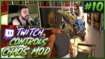 Twitch Controls GTA V Chaos - Chat Randomly Mods The Game #10