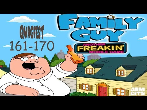 Family Guy - Another Freakin' Mobile Game: Quagfest 161-170