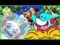 Vtubers Combo Panda Vs. Big Gil Let's Play Donkey Kong Country Tropical Freeze
