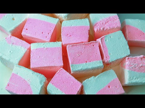Marshmallow Recipe | Without Corn Syrup Marshmallow Recipe | Yummy