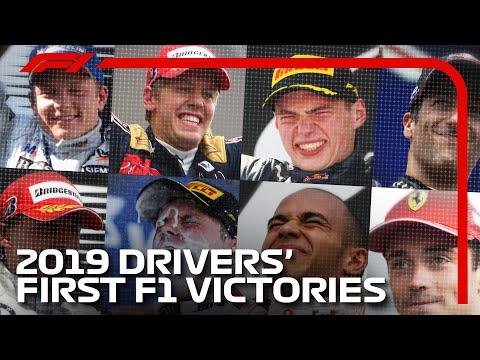 2019 Drivers' First F1 Wins | 2019 Belgian Grand Prix