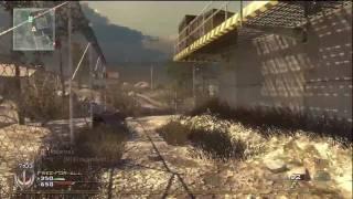 "Call Of duty Modern Warfare 2 ""Throwing Knife Montage"" Hero MW2 COD6 YOUTUBE FIRST HD"