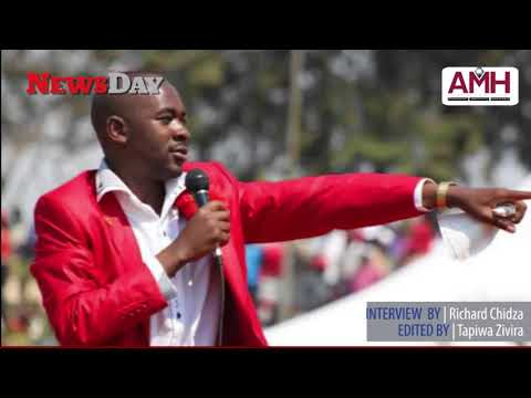 NewsDay Exclusive Interview with NELSON CHAMISA