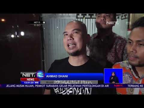 Diperiksa Polda Jawa Timur, Ahmad Dhani Benarkan Barang Bukti Yang Disorokan Penyidik   NET12 Mp3