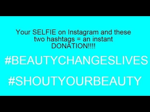 #SHOUTYOURBEAUTY  #BEAUTYCHANGESLIVES Join In the Action!