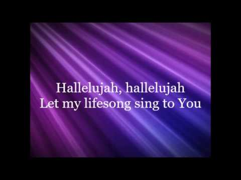 Lifesong by Casting Crowns karaoke (with lyrics)