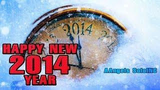 HAPPY NEW 2014 YEAR - Magic Greeting CARD ( AAngelS )