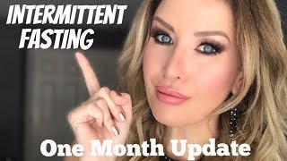 I TRIED INTERMITTENT FASTING FOR A MONTH: My Full Experience + Results!