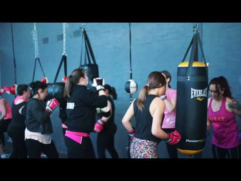 Primal Health Club (Benalla) Female Boxing Session