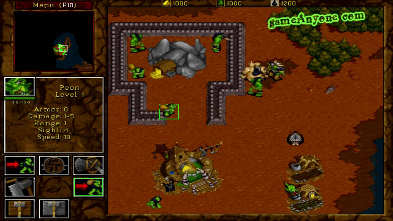 Warcraft 2 Orcs Act 2 Vii The Fall Of Stromgarde 1 2 Youtube