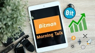 Morning Talk: Bitman feat. Bit Investment #194