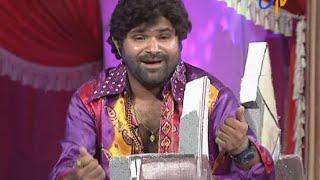 Jabardasth - జబర్దస్త్ - Chalaki Chanti Performance on 28th May2015