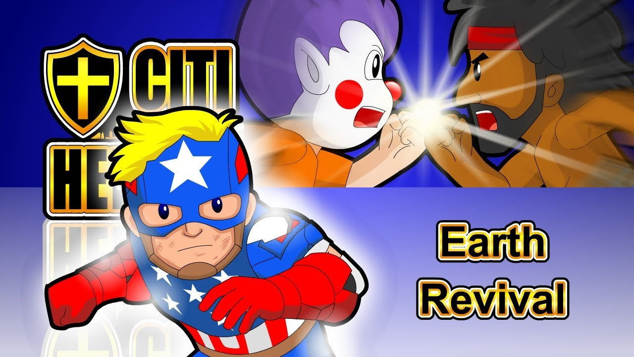 "Citi Heroes EP119 ""Earth Revival"""