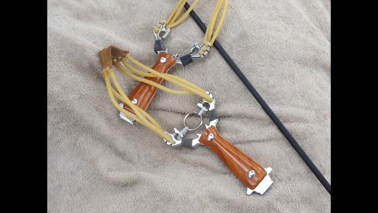 Shooting slow motion slingshot hunting and fishing for Buy colorado fishing license