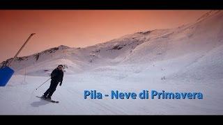 Pila - Neve di Primavera Valle d'Aosta
