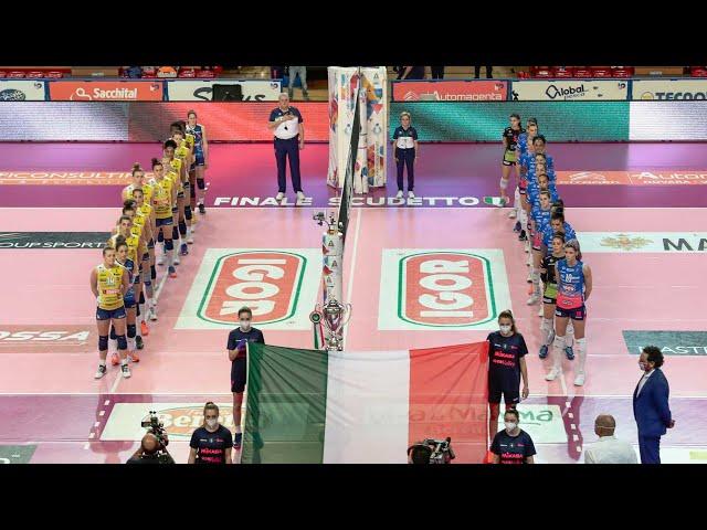 Novara - Conegliano | Speciale | Gara2 Finale Playoff | Lega Volley Femminile 2020/21