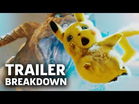 Pokémon: Detective Pikachu Trailer Breakdown!