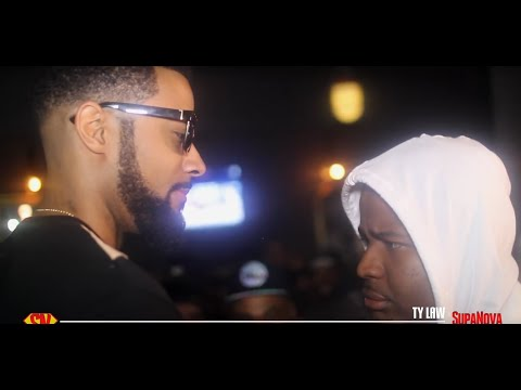 SupaNova Rap Battles Presents: DNA vs Ty Law (Hosted by Murda Mook)