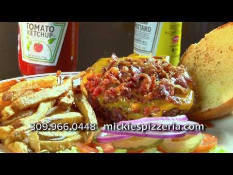 Mickie's Pizzeria 30 East Peoria