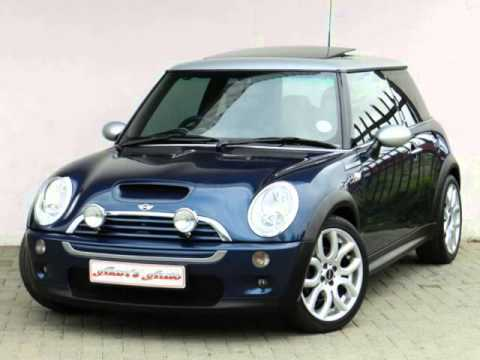 2006 Mini Cooper S Auto For On Trader South Africa