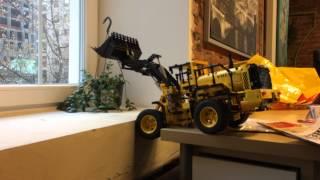 LEGO 42030 Volvo L350F Wheel Loader / Лего Автопогрузчик VOLVO L350F с дистанционным управлением